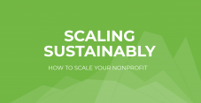 Scaling Sustainably